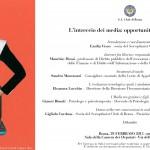 L'intreccio dei media: Opportunità e aspetti critici – Convegno del 29/02/12