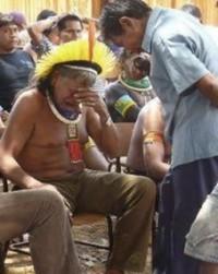 Urgente dall'Amazzonia