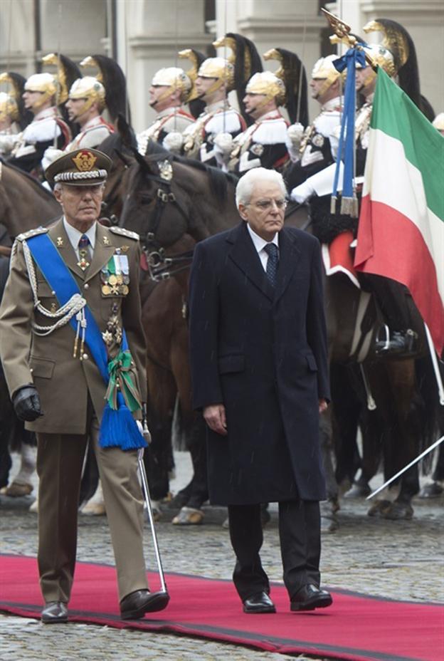 Lettera auguri Presidente Mattarella